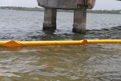 Offshore Floating Debris Boom