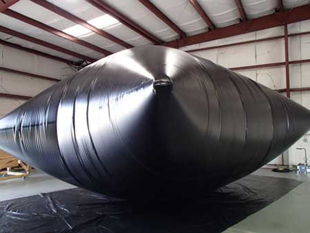 Flexible Fuel Storage Tank Robust And Economical Fuel