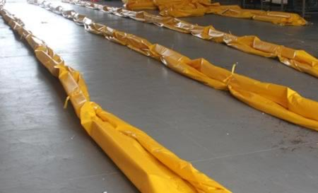Turbidity Curtain | SolHuTec Floating Barriers